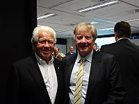 Marcus Blackmore AM & Alan Manly GCA's Managing Director